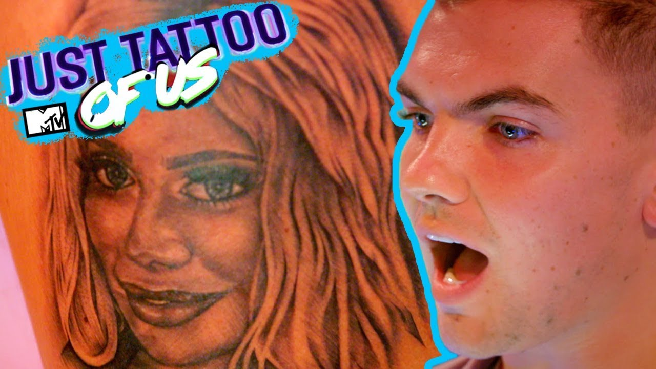 Geordie Shore's Chloe C*ckblocks Sam For Life With Very Brave Tattoo | Just Tattoo Of Us 4