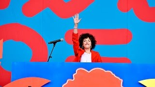 Annie Mac: David Zowie - House Every Weekend (T in the Park 2015)