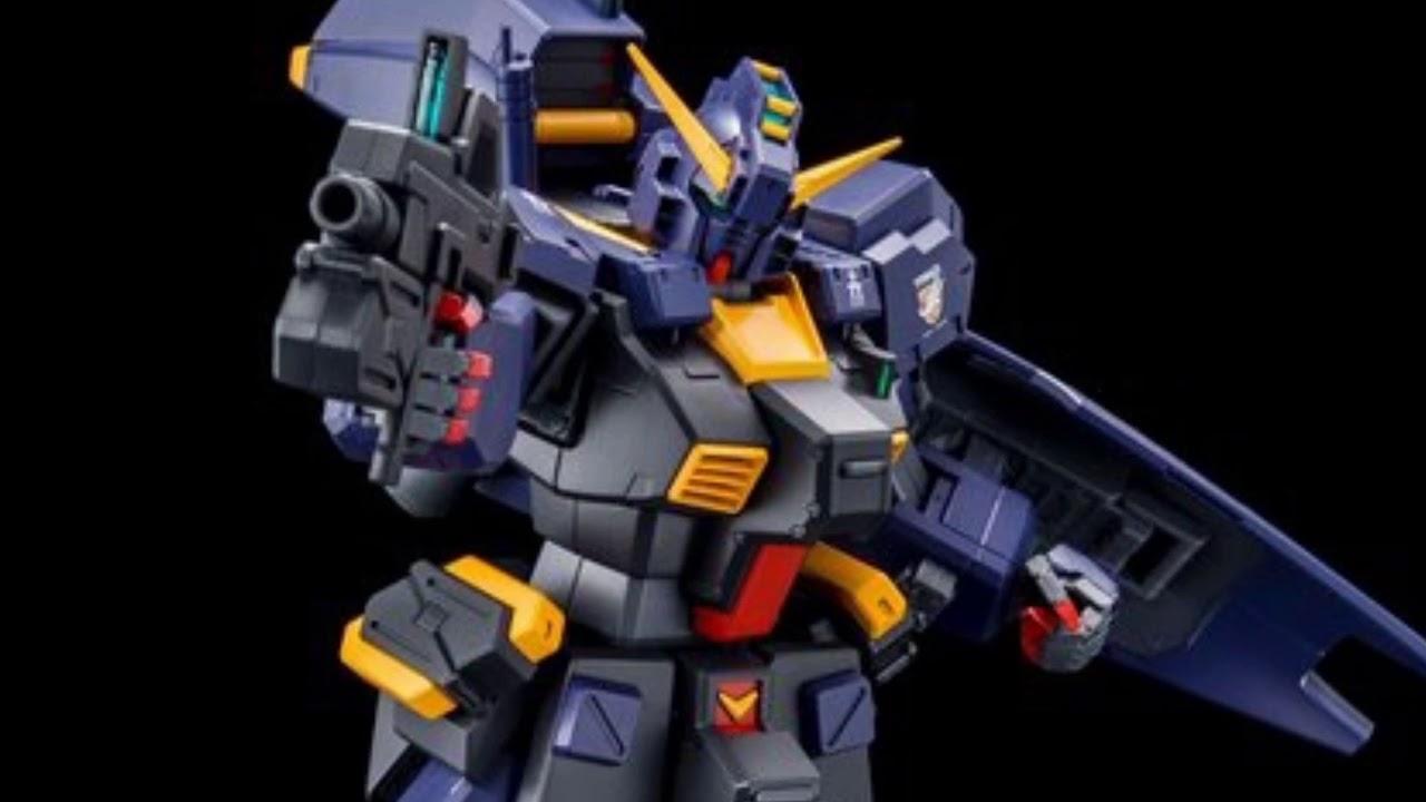Premium Bandai MG 1//100 RX-121-1 Gundam TR-1 Hazel Custom Plastic Model Kit