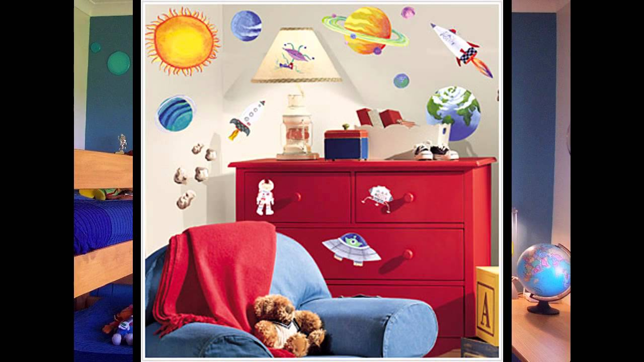 Outer space bedroom decorations ideas home art design for Outer painting design