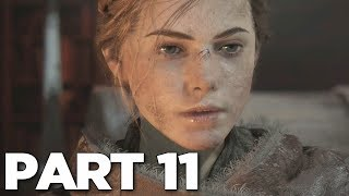 A PLAGUE TALE INNOCENCE Walkthrough Gameplay Part 11 - BOOK (PS4 Pro)