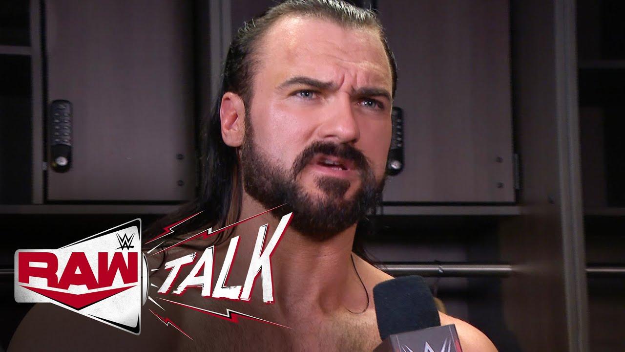 Download Finn Bálor, Drew McIntyre and Zelina Vega look ahead to WWE Crown Jewel: Raw Talk, Oct. 18, 2021