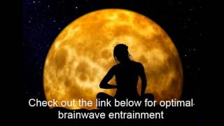 Alpha Male Frequency - Brainwave Entrainment - Binaural Beats