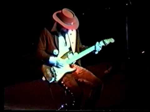 Lenny, Stevie Ray Vaughn, live at The Sydney Opera House 1984