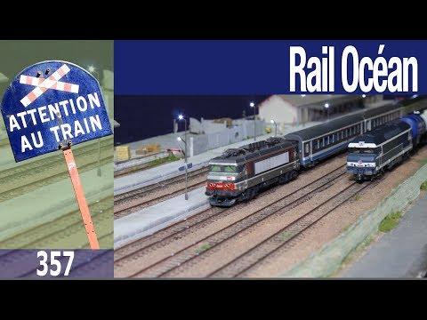 Rail Océan 2017