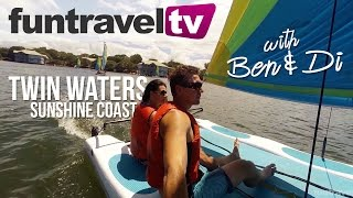 Twin Waters on Queensland's Sunshine Coast HolidayTravel Guide