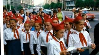 Пионерские песни видео   Первый школьный звонок