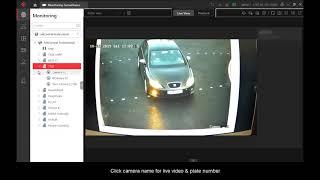 Hikvision HIKCENTRAL-ANPR-1CAMERA vidéo