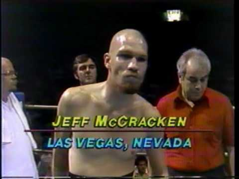Jeffrey (Showtime) Stoudemire vs Jeff McCracken Boxing