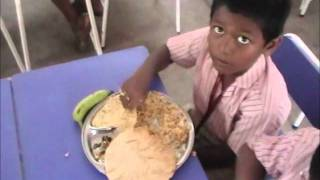 Education in India - School Lunches and Mannerisms