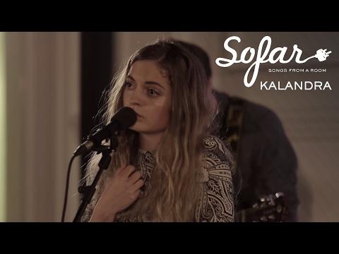 KALANDRA - Grizzly Man (Rockettothesky Cover) | Sofar London
