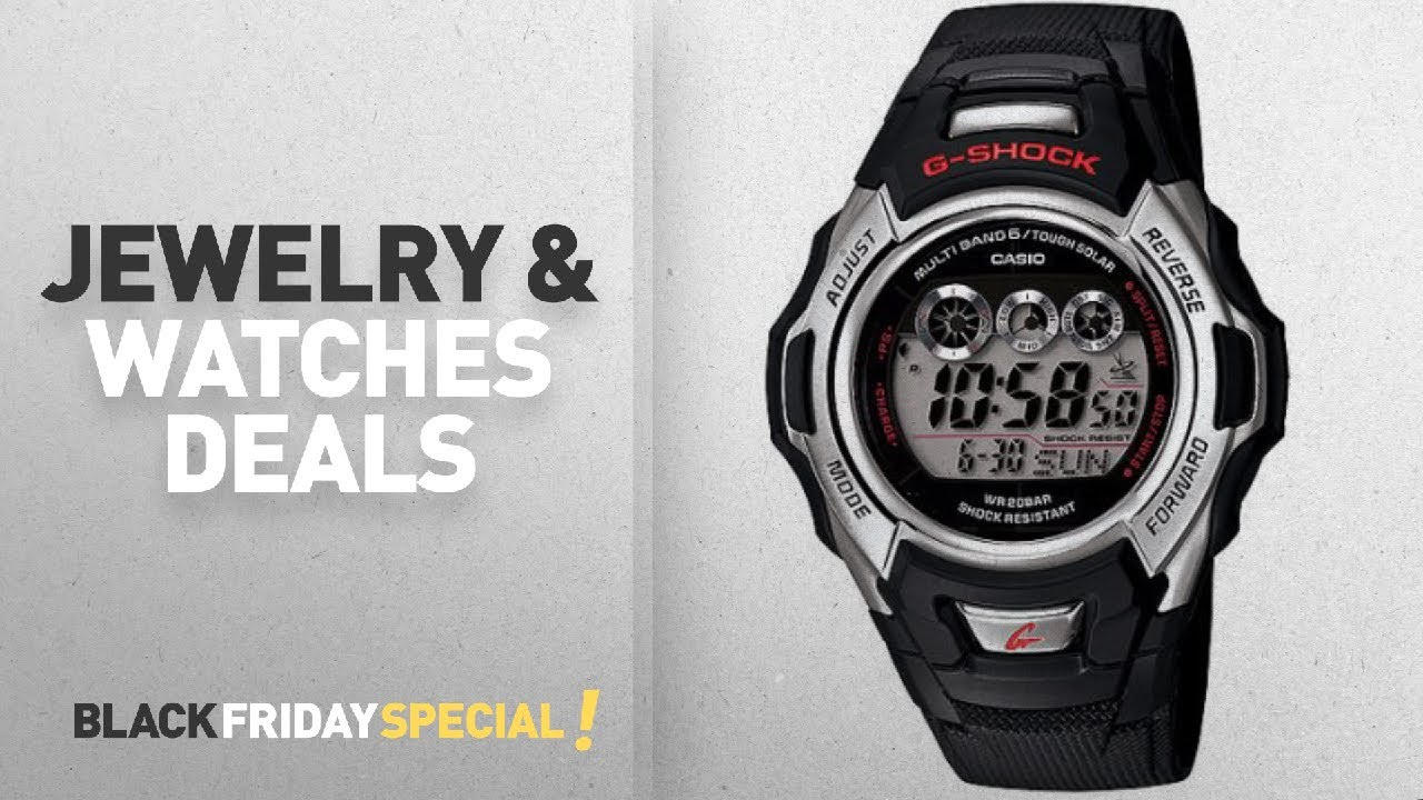 walmart top black friday jewelry watches deals casio On walmart black friday deals on jewelry