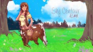 ASMR Meeting a Shy Centaur Roleplay (gender neutral) [NO DEATH]