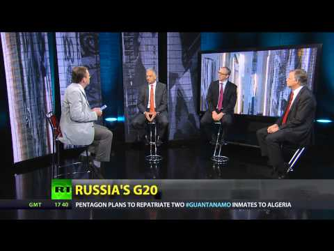 On The Money: Russia's G20