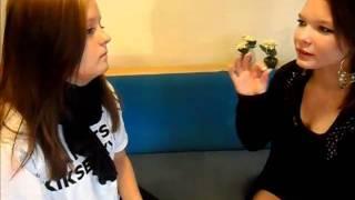 Model Interview, Camilla, Trine, Julie