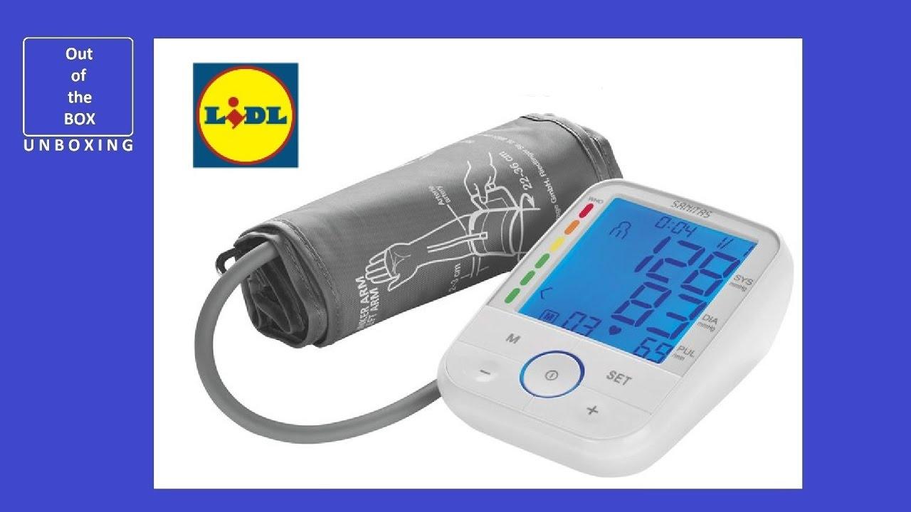 sanitas blood pressure monitor sbm 67 instructions