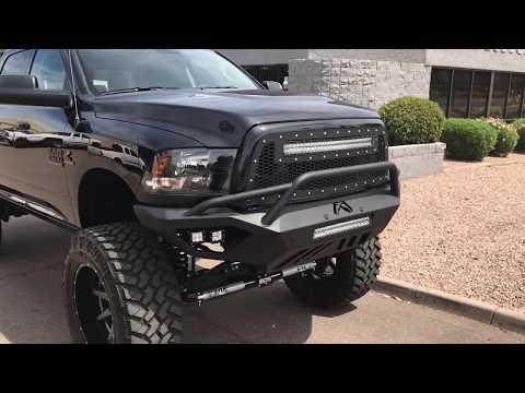 2017 ram 2500 8 inch lift 40
