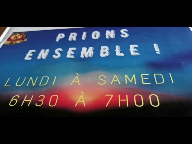 Prions ensemble - 21/06/21 - Pst. O. Sarr