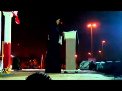 Bahrain: Shouting in the dark excerpt