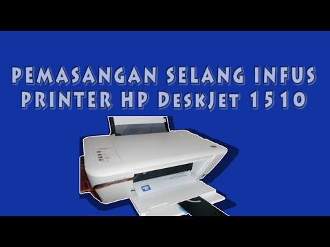 CONTINUOUS INK SUPPLY SYSTEM FOR HP DESKJET 1510 ( CISS for hp deskjet 1510  )