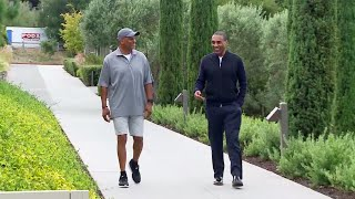 49ers Greats Team Up to Assist Dwight Clark in His Battle Against ALS Free HD Video
