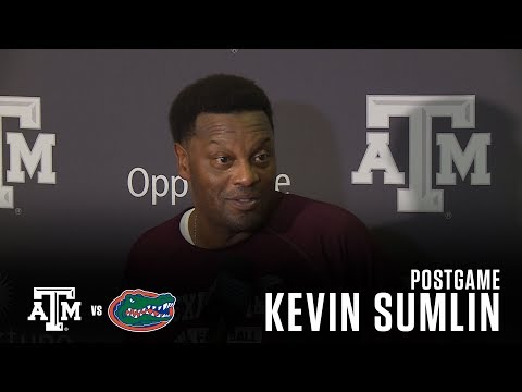 Florida Postgame | Kevin Sumlin 10.14.17