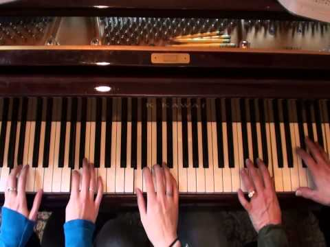 Never Alone - Piano Trio