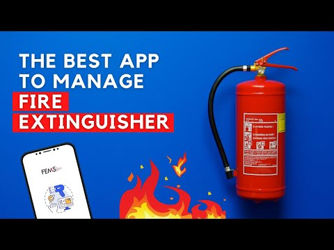 AITO REVIEW THE BEST APP TO MANAGE FIRE EXTINGUISHER!