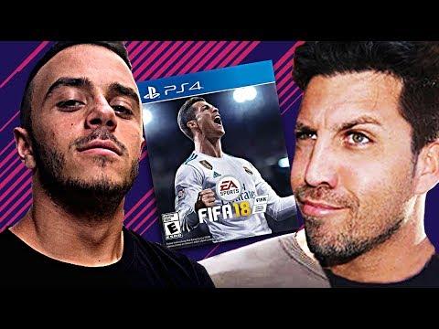 MI GIOCO FIFA 18 CONTRO BRAZOCREW!!!