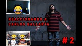 REACCIONANDO A CARLOS BALLARTA