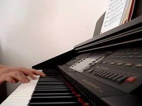 Utada Hikaru - Flavor Of Life (Piano) Hana Yori Da
