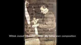 Wittek Jozsef - Gavotte - 1966 - My father Compositions