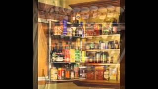 Kitchen spice storage ideas