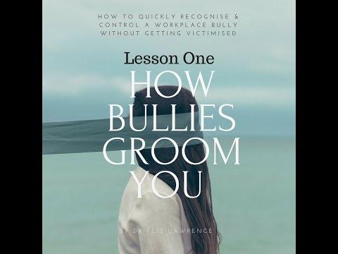 How Bullies Groom You As Their Next Target-Victim