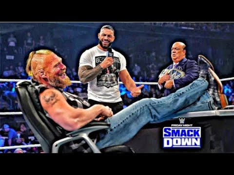 Download WWE SmackDown Highlights 15 October 2021 - Friday Night SmackDown @ Wrestling Entertainment