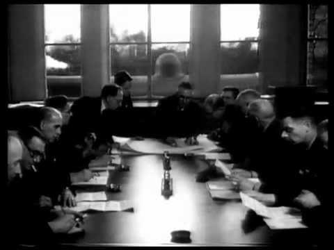 BBC Television Newsreel 1951