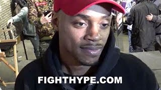 ERROL SPENCE INSISTS HE COULD FIGHT CANELO AT 160 RIGHT NOW; ANALYZES CANELO VS. GOLOVKIN 2