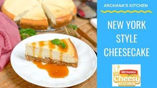 Classic New York Style Cheesecake Recipe
