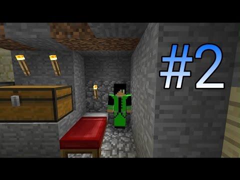 Minecraft survival #2 úprava domu [fullHD]