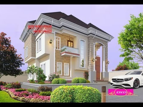 ARCHITECTURAL DESIGNS IN 3D IN AFRICA AND NIGERIA