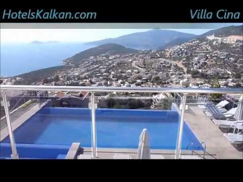 Villa Cina (Kızıl) - villas to rent in Kalkan / Turkey by hotelskalkan.com
