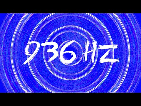 936 Hz - Pure Sine Wave Pineal Gland Activator (15 Minutes)