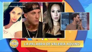 """Download Video """"Se acostó desnuda frente a mi hija"""", Valeria Aquino enojada con Barby Silenzi MP3 3GP MP4"""