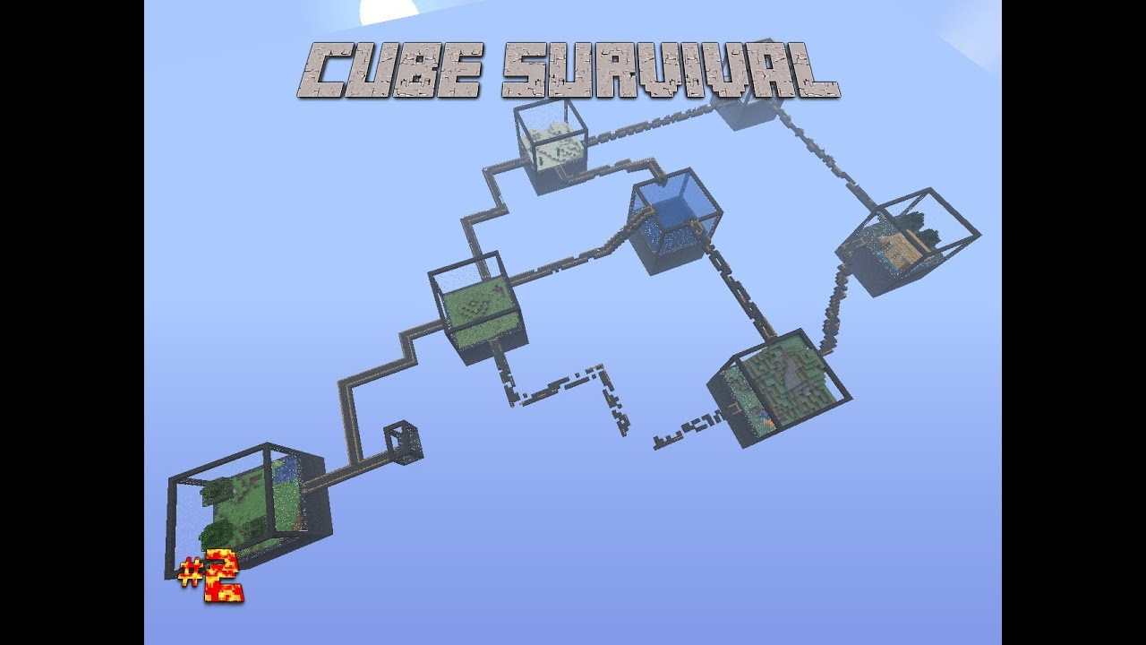 Survival cube world map ep 2 youtube survival cube world map ep 2 sciox Gallery