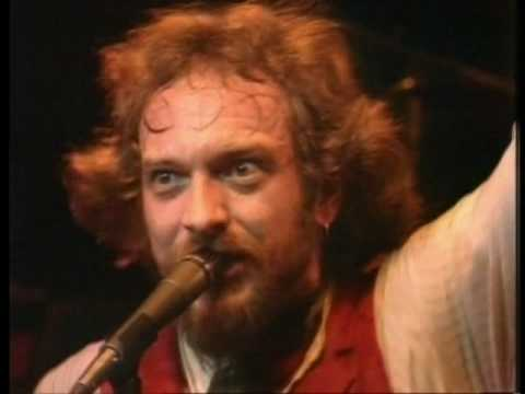 Jethro Tull Songs From The Wood Tour