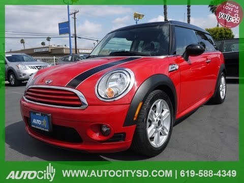 2011 Mini Cooper Clubman for sale in San Diego by Auto City