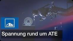 ATE Bremsen Deutschland - Spannung rund um ATE