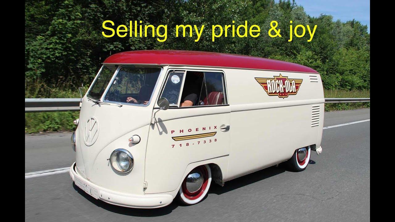 Selling my VW Kombi Splitscreen Camper Volkswagen! - Vlog 2 - YouTube