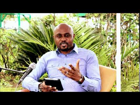 Moses Mukenge - The God factor