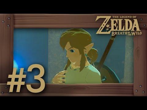 Zelda Breath of the Wild Walkthrough Part 3   West Necluda Shrines (Switch Gameplay) No Commentary
